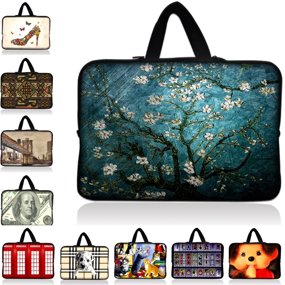 "Newest 15"" Hot Netbook Laptop Sleeve Case Bag Cover+Handle For 15.6"" HP Pavilion dv6 G6"