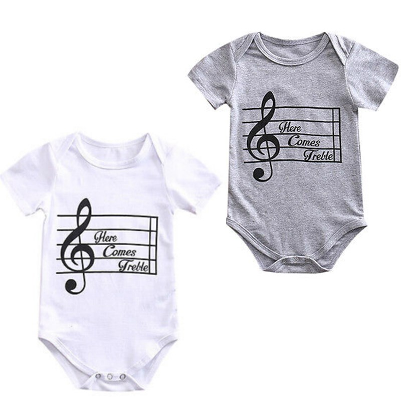 Cotton Newborn Infant Baby Boys Girls Kids Short Sleeve Romper Unisex Playsuit Jumpsuit Summer Clothes Outfits Sunsuits Sunset
