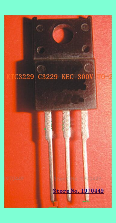 KTC3229/C3229 KEC 300 V TO-220